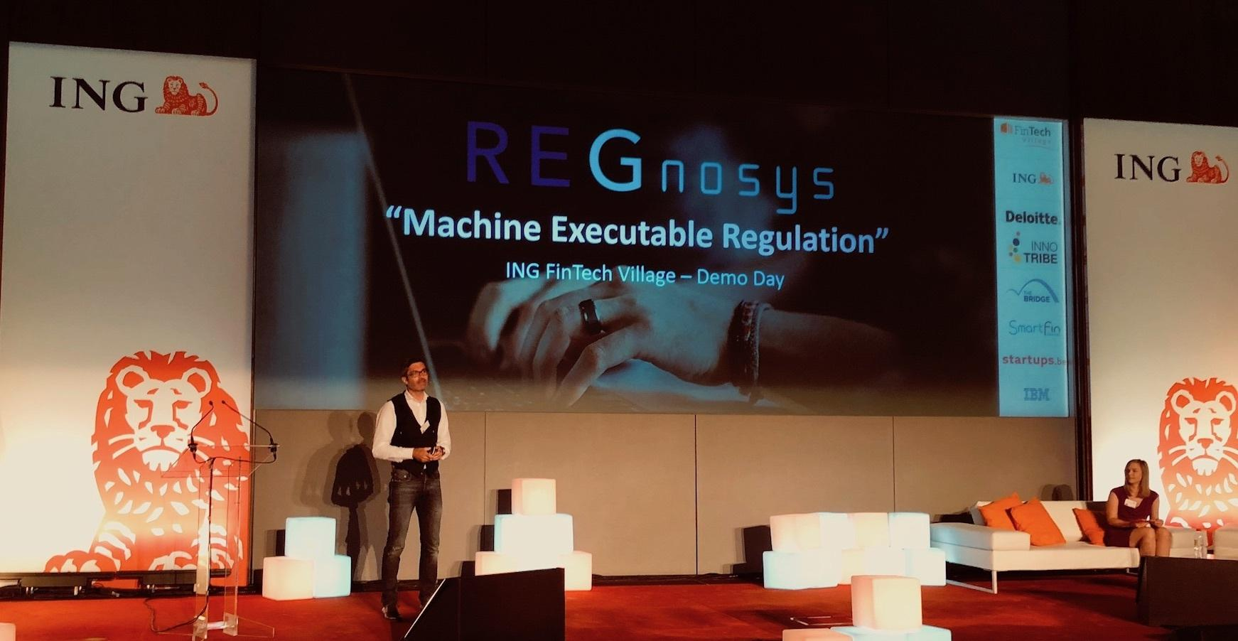 REGnosys is officially an alumni for FinTech Village by ING!