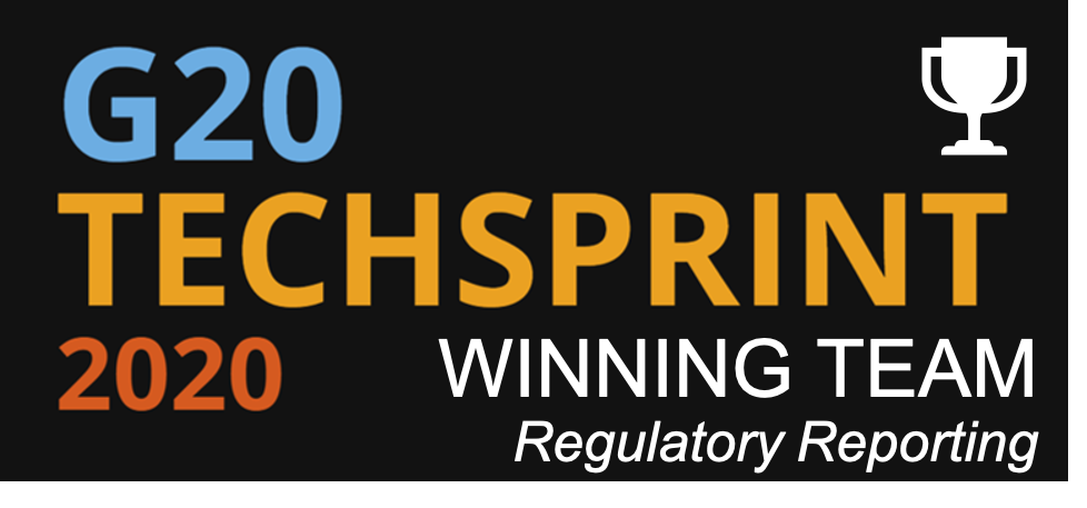 REGnosys and ISDA Win G-20 TechSprint for Regulatory Reporting
