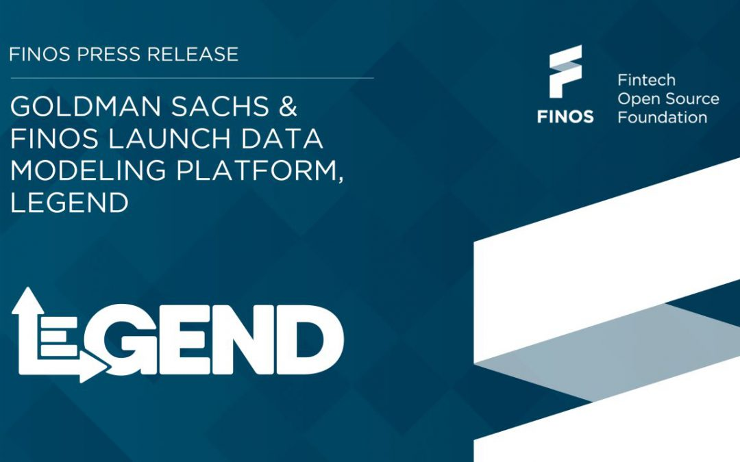 Goldman Sachs Open Sources its Data Modeling Platform through FINOS